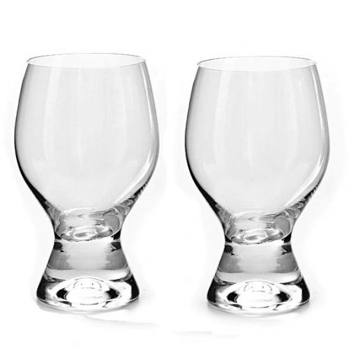 Gin & Tonic  2 x Glasses 450ml Gina